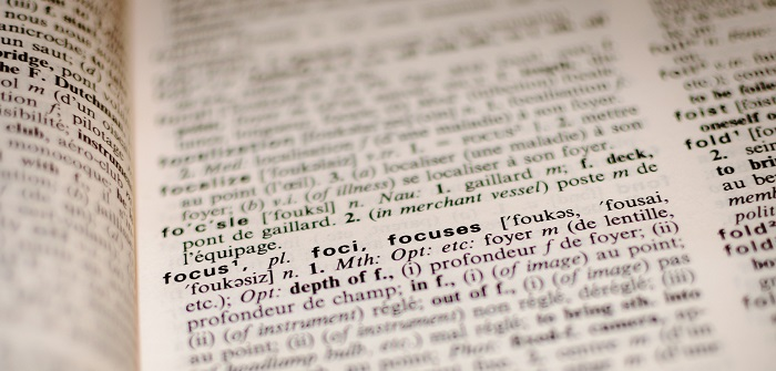 Dictionary Focus