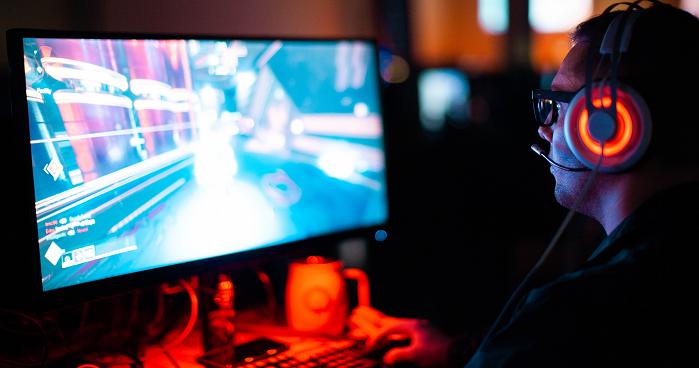 Gaming Blog Banner