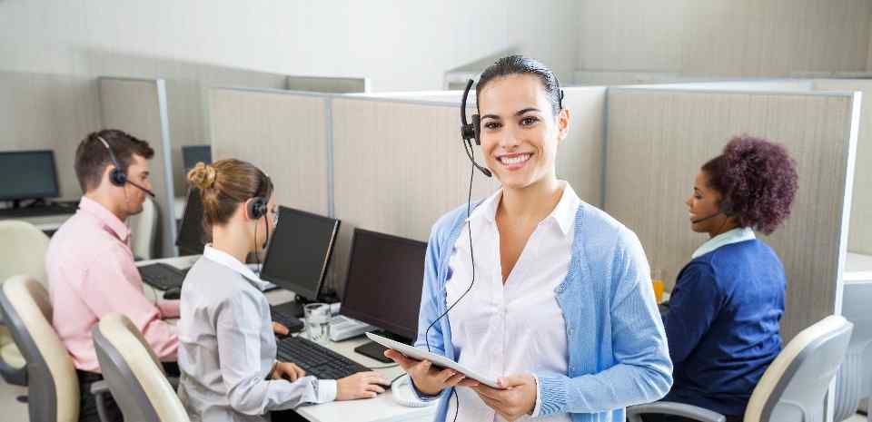Call Center - mid